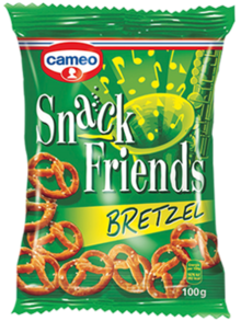 Snack Friends Bretzel 100 g